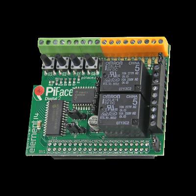 PiFace Digital 2 Giriş/Çıkış Genişletme Modülü