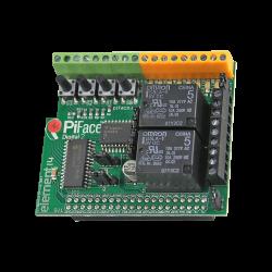 ModMyPi - لوحة مداخل إلكترونية إضافية لراسبيري باي PiFace Digital 2