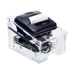Raspberry Pi - Pipsta - The Little Printer With Big İdeas