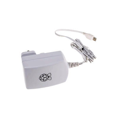 Power Adapter for Raspberry Pi MicroUSB