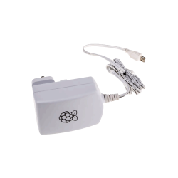 Raspberry Pi - Power Adapter for Raspberry Pi MicroUSB