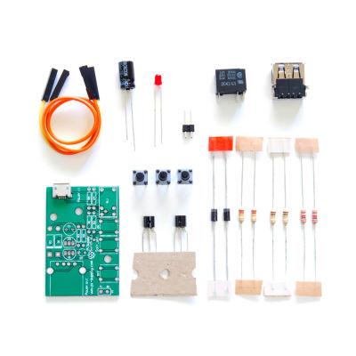 قاطعة كهربائية لراسبيري باي Raspberry Pi