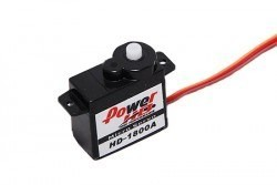 Power HD HD-1800A Mikro Analog Servo Motor - Thumbnail