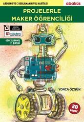 Abaküs Kitap - Projelerle Maker Öğrenciliği