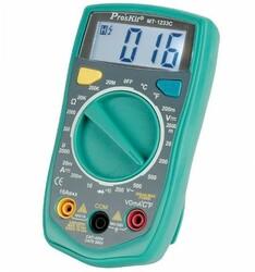 Proskit - Proskit MT-1233C Dijital Multi̇metre (Sıcaklık)