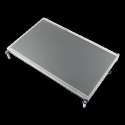 Waveshare - Raspberry Pi 10.1'' 1024 x 600 HDMI Dokunmatik IPS LCD Ekran