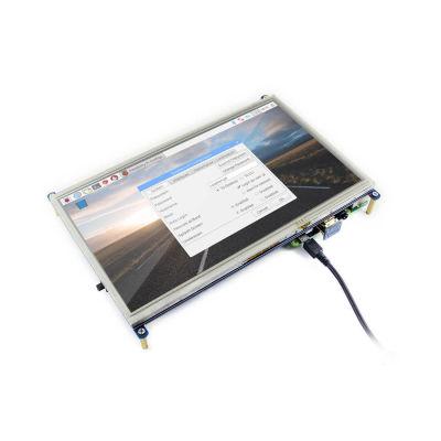 Raspberry Pi 10.1'' 1024 x 600 HDMI Dokunmatik IPS LCD Ekran