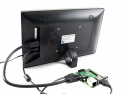Raspberry Pi 11.6'' 1920 x 1080 HDMI Dokunmatik IPS LCD(H) Ekran Koruma Kasalı - Thumbnail