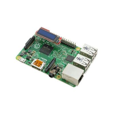 Raspberry Pi 128x32 OLED Screen