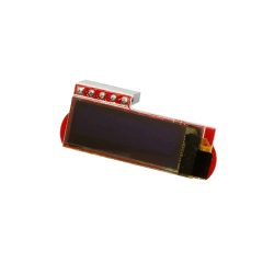 Waveshare - شاشة OLED صغيرة 128x32 لراسبيري باي