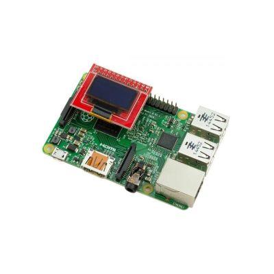 Raspberry Pi 128x64 OLED Screen