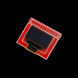 شاشة OLED صغيرة 128x64 لراسبيري باي - Thumbnail