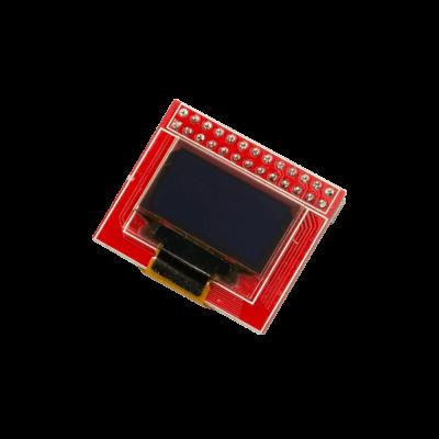 شاشة OLED صغيرة 128x64 لراسبيري باي