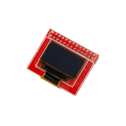 Raspberry Pi 128x64 OLED Screen - Thumbnail