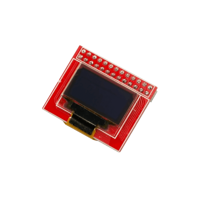 Raspberry Pi 128x64 OLED Screen