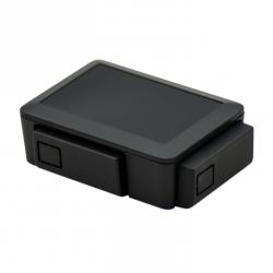 علبة -كفر- راسبيري باي 3 و 2 قابل للتعديل - لون أسود - Thumbnail