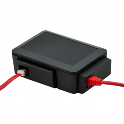 Raspberry Pi 2/3 Case Black