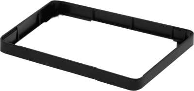Raspberry Pi 2/3 Case Black Layer Accessory