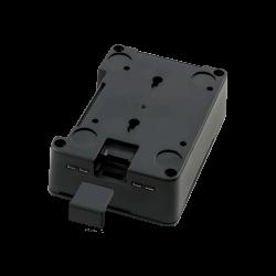 Raspberry Pi 2/3 Case Black - Thumbnail