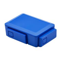 علبة -كفر- راسبيري باي 3 و 2 قابل للتعديل - أزرق - Thumbnail