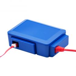 Raspberry Pi 2/3 Case Blue - Thumbnail