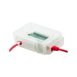 Raspberry Pi 2/3 Clear Case - Thumbnail