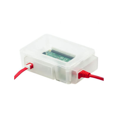 Raspberry Pi 2/3 Clear Case