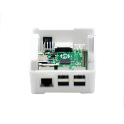 Raspberry Pi 2/3 Kutu Beyaz - Thumbnail