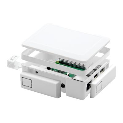 Raspberry Pi 2/3 Kutu Beyaz