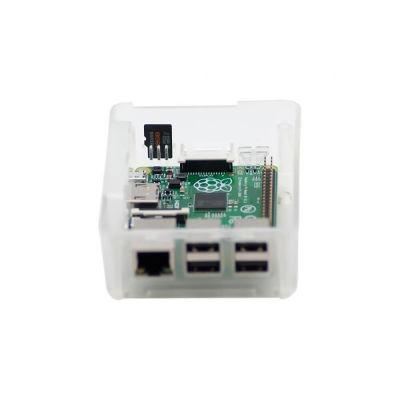 Raspberry Pi 2/3 Şeffaf Kutu