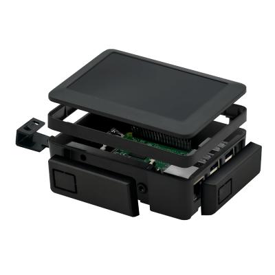 Raspberry Pi 2/3 Siyah Kutu