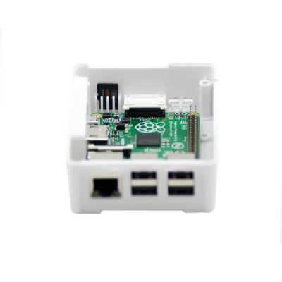 Raspberry Pi 2/3 White Case