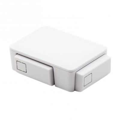 Raspberry Pi 2/3 White Case