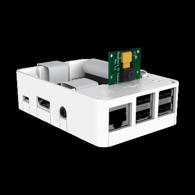 Raspberry Pi 2 & B+ White Case
