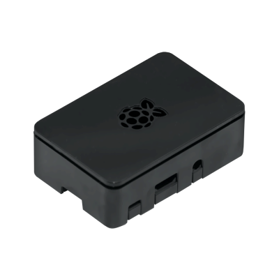 Raspberry Pi Black Case 3 Pcs