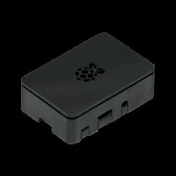 Raspberry Pi - Raspberry Pi كفر راسبير باي B+ تصميم One Design اسود