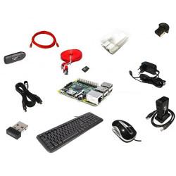 Raspberry Pi - حزمة راسبيري باي 2 شاملة التوصيلات