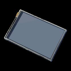 Raspberry Pi 3.5'' 480 x 320 Dokunmatik LCD (A) Ekran - Thumbnail
