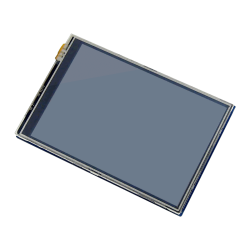 Waveshare - Raspberry Pi 3.5 inç Dokunmatik TFT LCD ekran