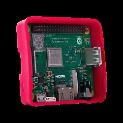Raspberry Pi 3 A+ Lisanslı Kutu - Thumbnail