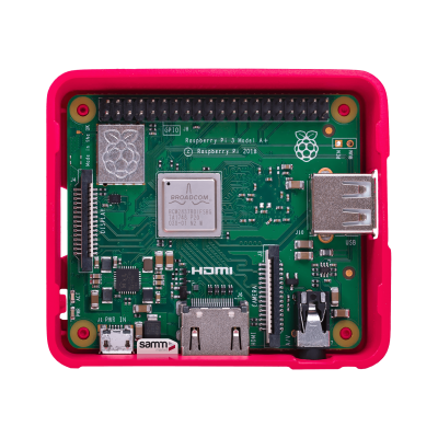 Raspberry Pi 3 A+ Lisanslı Kutu