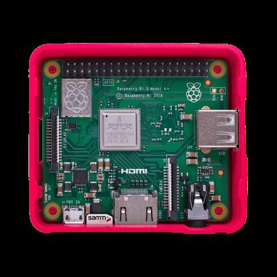 Raspberry Pi 3 A+ Official Case