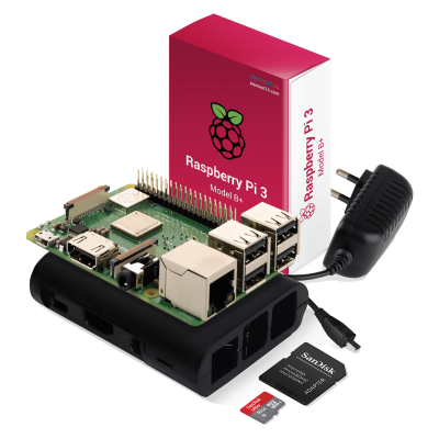 Raspberry Pi 3 B+ Combo Kit
