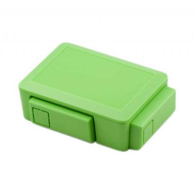 علبة -كفر- راسبيري باي 3 و 2 قابل للتعديل - أخضر
