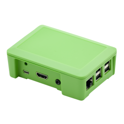 Raspberry Pi 2/3 Case Green - Thumbnail