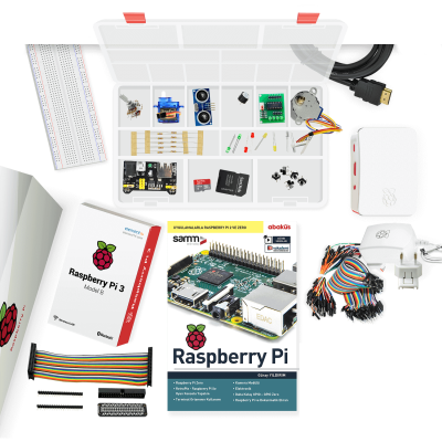 RaspBerry Pi 3 Electronic Set - K