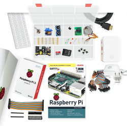 Raspberry Pi - حزمة المعدات الاكترونية الكاملة لـ RaspBerry Pi 3 p - K