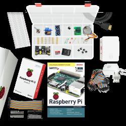 Raspberry Pi - RaspBerry Pi 3 Electronic Set - K