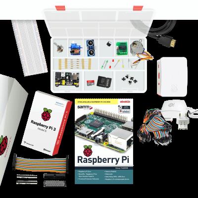 حزمة المعدات الاكترونية الكاملة لـ RaspBerry Pi 3 p