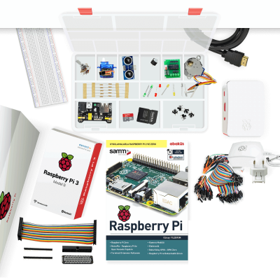 Raspberry Pi 3 Electronic Set
